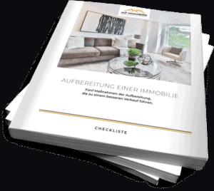 Checkliste Immobilie für den Verkauf vorbereiten